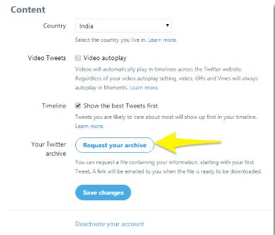 Cara Mengambil Cadangan Akun Twitter dan Facebook Anda di Android, 2