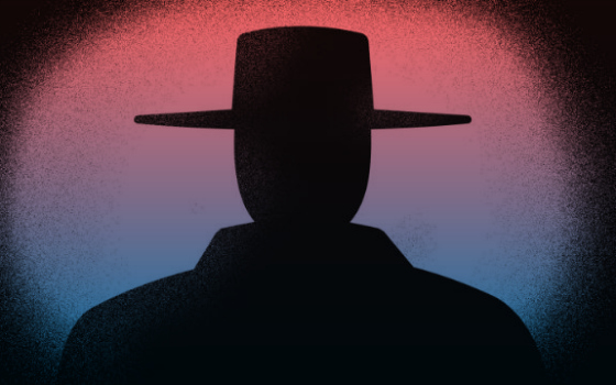 The 'Hat Man' & Shadow People