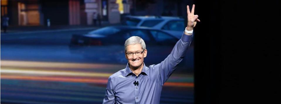 Mảng dịch vụ của Apple tăng liên tục trong 4 năm qua,