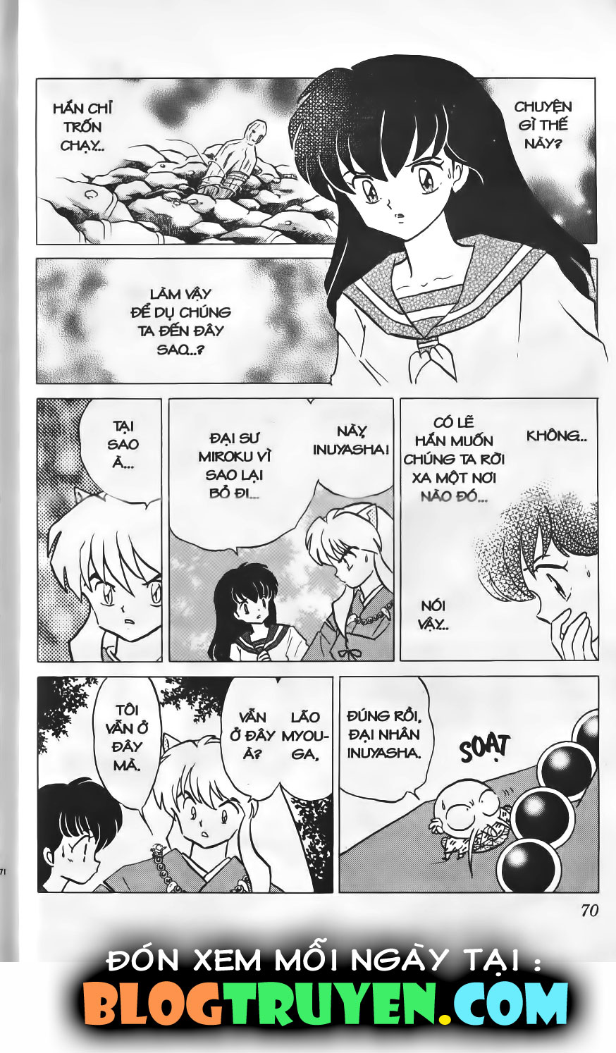 Inuyasha vol 11.4 trang 13