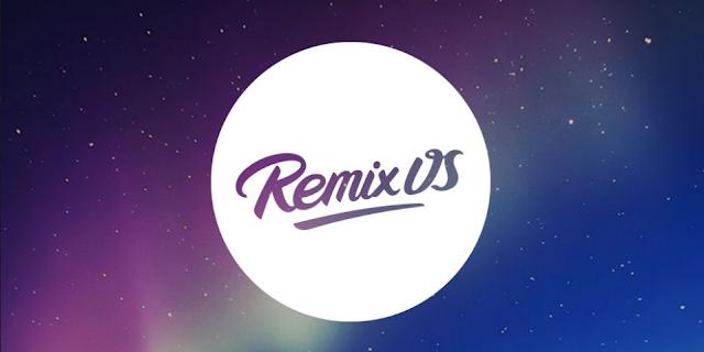 Download Remix OS untuk PC (Main Android di Komputer)