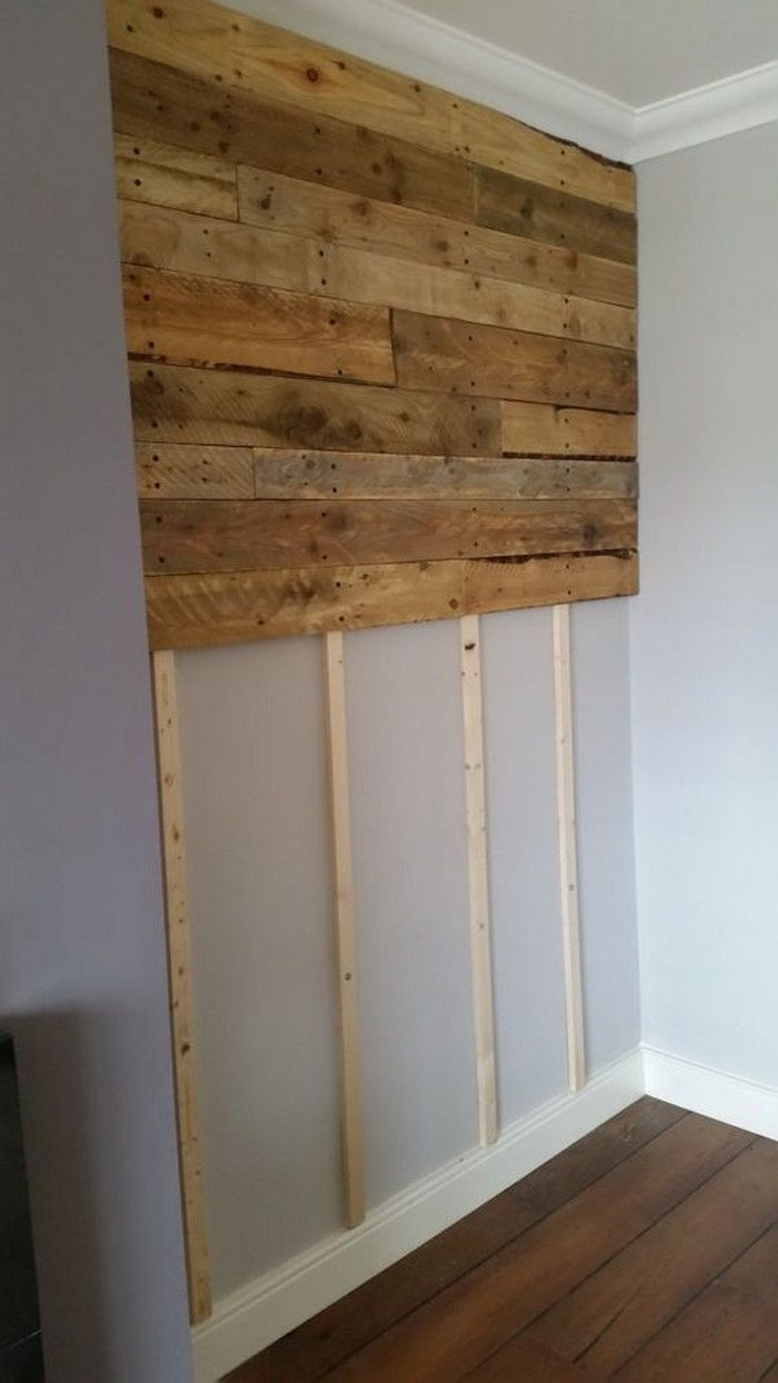 What a great ideas 60 bathroom pallet projects on a for Pallet bathroom ideas