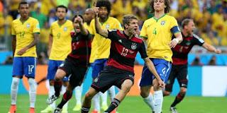 مباراة ألمانيا والبرازيل اليوم 27-3-2018 في مواجهة ودية استعدادا لبطولة كأس العالم