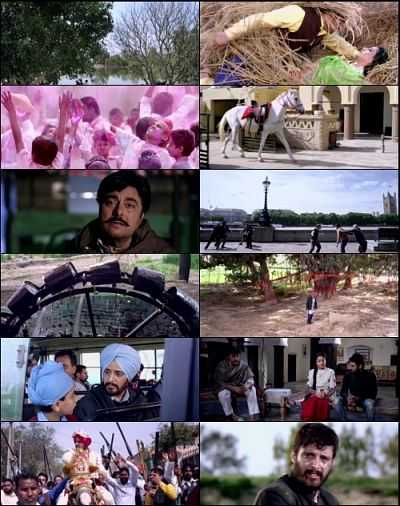 Download Shareek (2015) 300mb Full Punjabi Movie Download DVDScr HD MP4