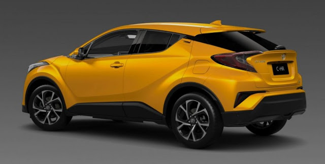 2019 Toyota C-HR Rumors