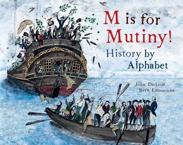 Kids Book Review Review M Is For Mutiny