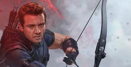 CAPTAIN AMERICA: CIVIL WAR Clip Features Hawkeye and Scarlet