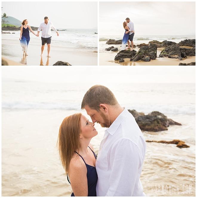 Maui Engagement Photography