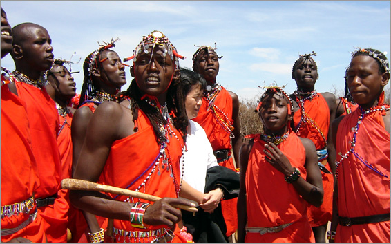 Maasai Culture – Power, Authority and Influence Essay Sample