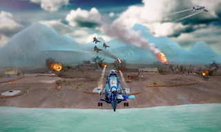 Gunship Strike 3D Mod Apk v1.0.6 (Ads Remove)