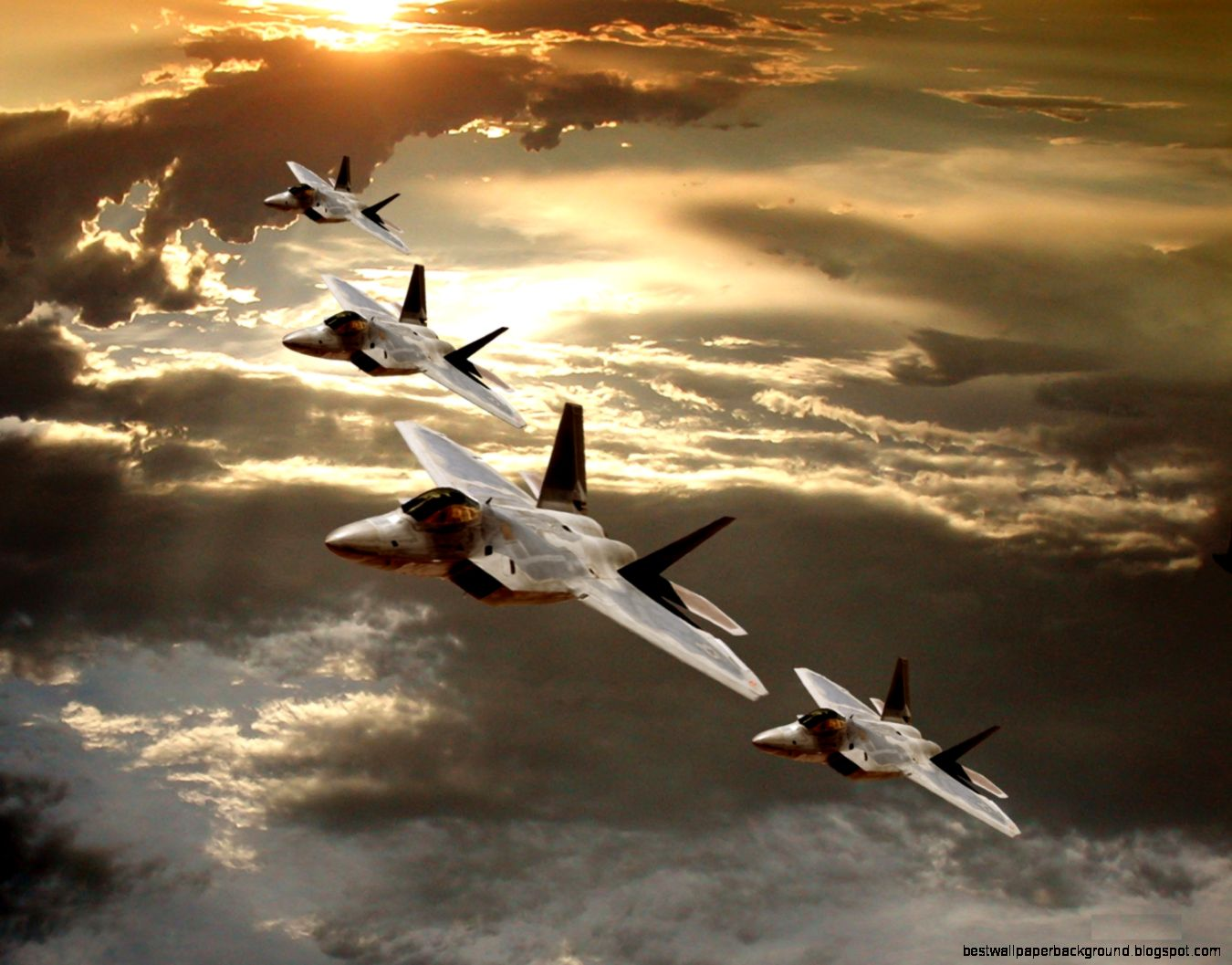 F 22 Raptor Air Force Hd Wallpaper | Best Wallpaper Background