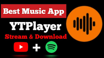 YTPlayer Premium APK For Android PRO Spotify YouTube Downloader