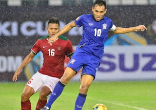 Piala AFF 2016: Indonesia Kalah 2-4 atas Thailand