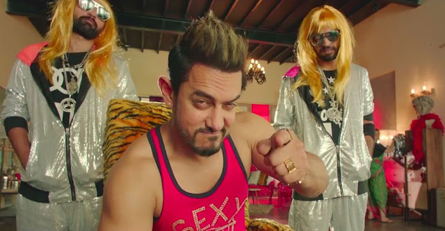 Secret Superstar, Aamir's rockstar avatar, Teaser Trailer