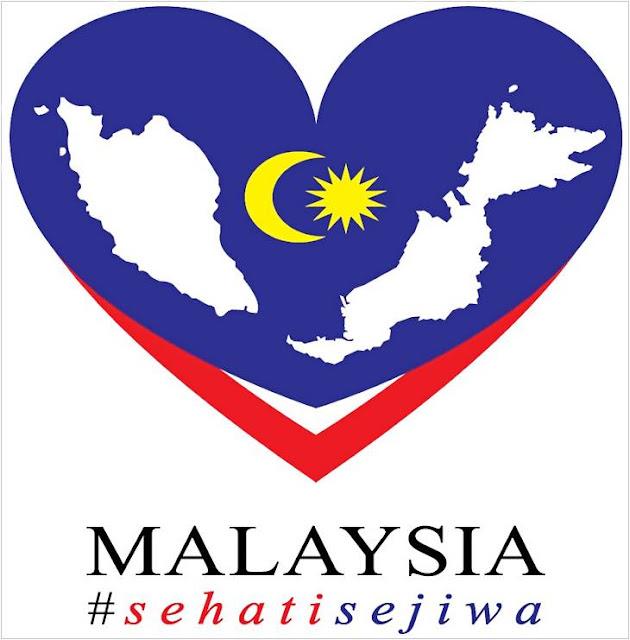 Tema dan gambar logo Hari Kebangsaan 2016 Malaysia