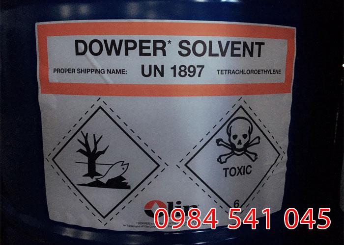 Dung môi giặt khô hóa chất SAPA