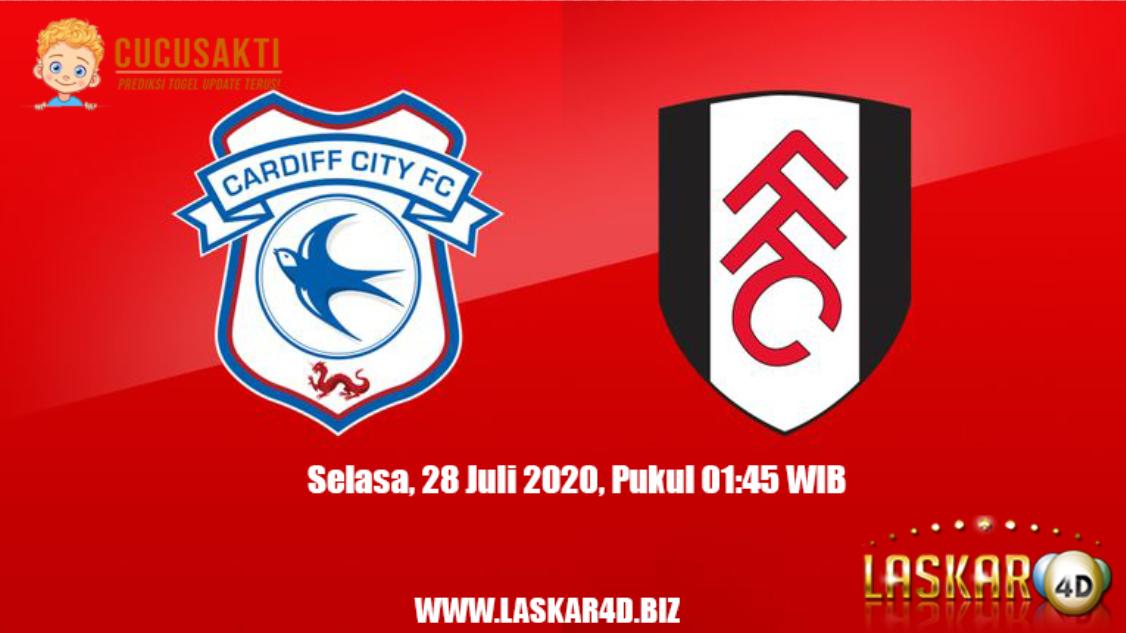 Prediksi Bola Cardiff City vs Fulham Selasa, 28 Juli 2020