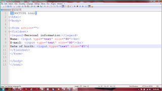 notepad plus plus html editor