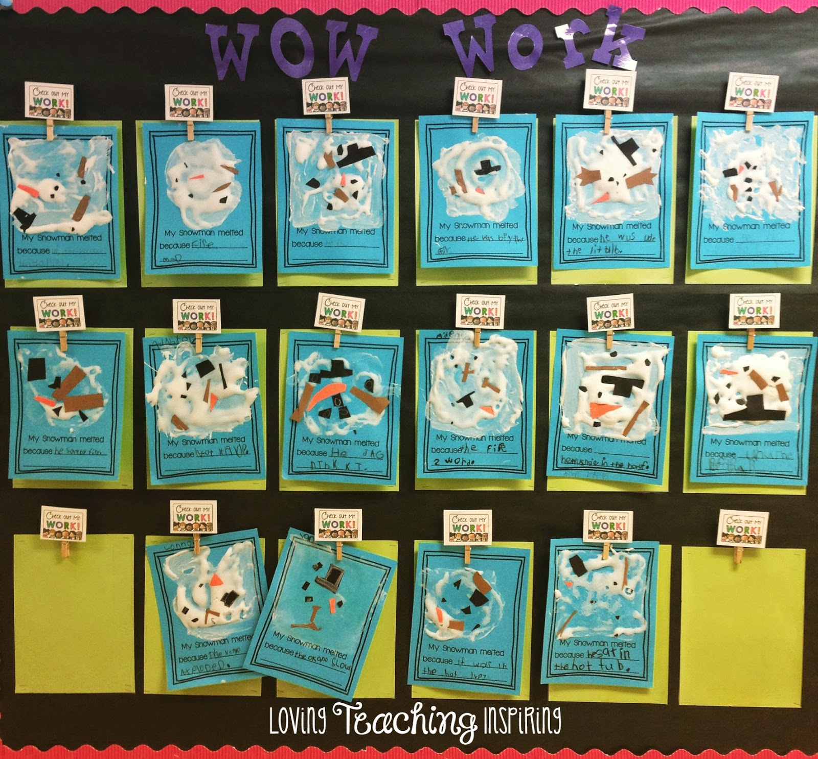 Snowman Crafts, Activities, Games, and Printables