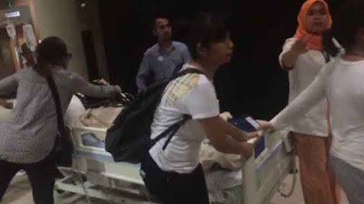 Julia Perez Kembali Kritis Usai Dijenguk Gaston Castano