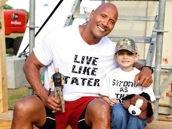 7 curiosidades sobre a vida de Dwayne ''The Rock'' Johnson (Imagem: Reprodução/Internet)