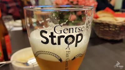 Strop cerveza