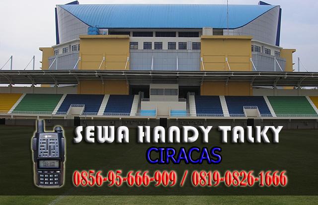 Pusat Sewa HT Ciracas  Pusat Rental Handy Talky Area Ciracas