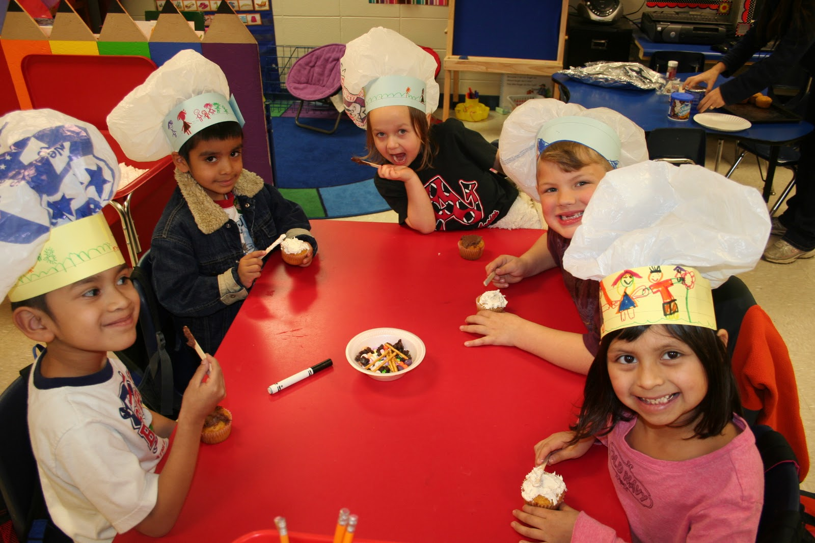 Kinder Garden: Mrs. Lee's Kindergarten: Community Helpers And Career Day