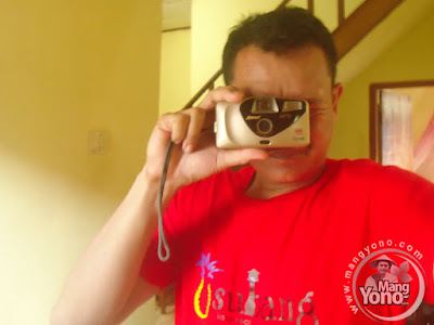 Kamera masih pake Roll film