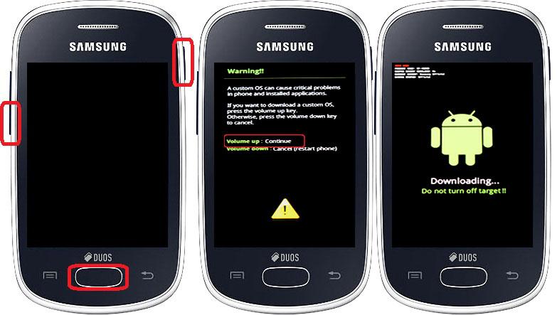 Cara Mengatasi Bootloop Pada Samsung Galaxy Star Duos S5282