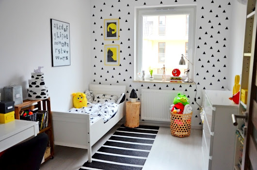 IN NEED OF INSPIRATION: BOYS ROOM