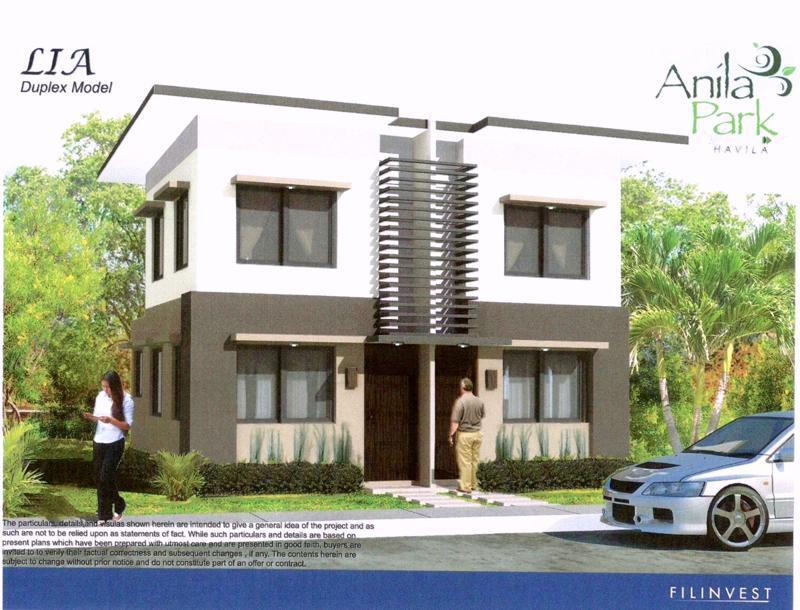 Duplex House Plans Philippines House Interior