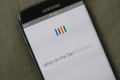 Mengaktifkan Ok Google di HP Android