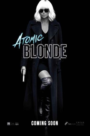 Jadwal ATOMIC BLONDE di Bioskop