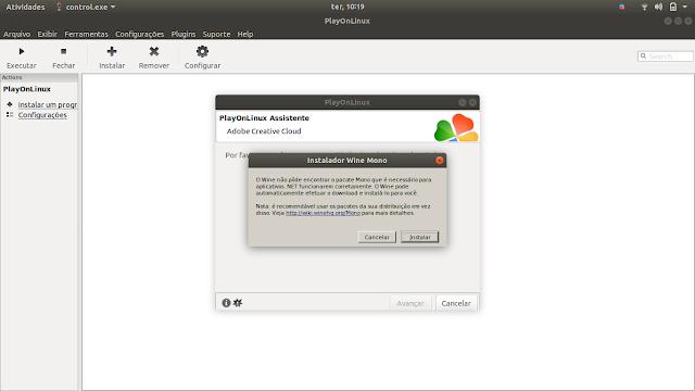 Adobe Creative Suite Linux