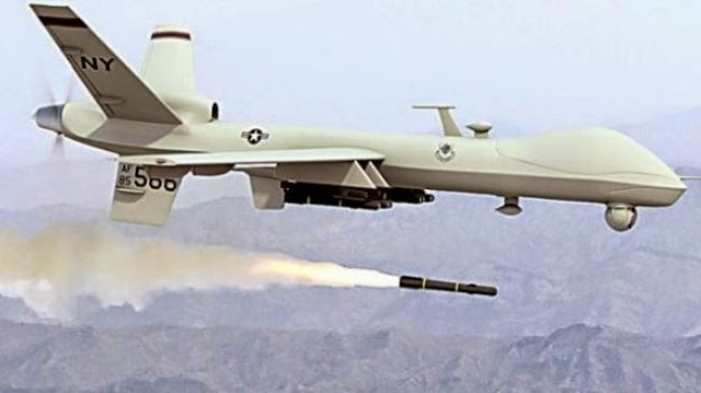 Three people have been killed in a US drone strike in Afghanistan's eastern province of Nangarhar
