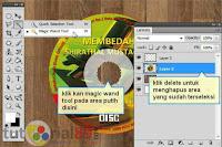 Cara Membuat Mockup Cd Dengan Photoshop