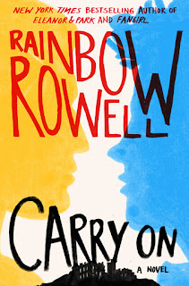 Cover of Book of the Month: May – Carry On