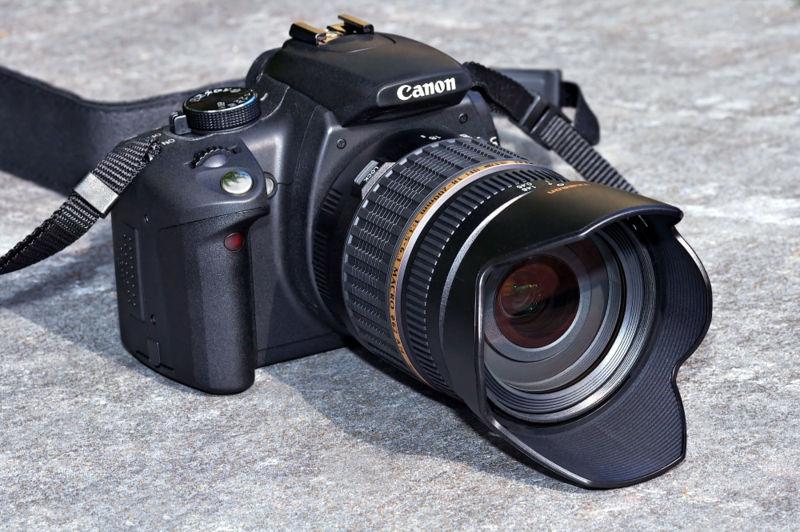 Canon 350D ~ Photography