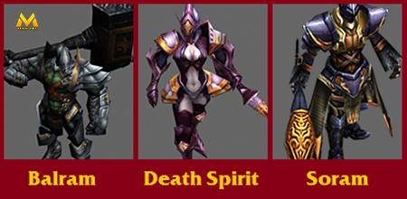Balram - Death Spirit - Soram