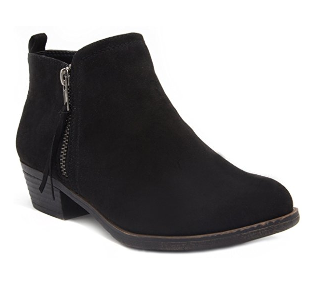 Amazon: Rampage Tarragon Ankle Booties only $35 (reg $60) + free shipping!
