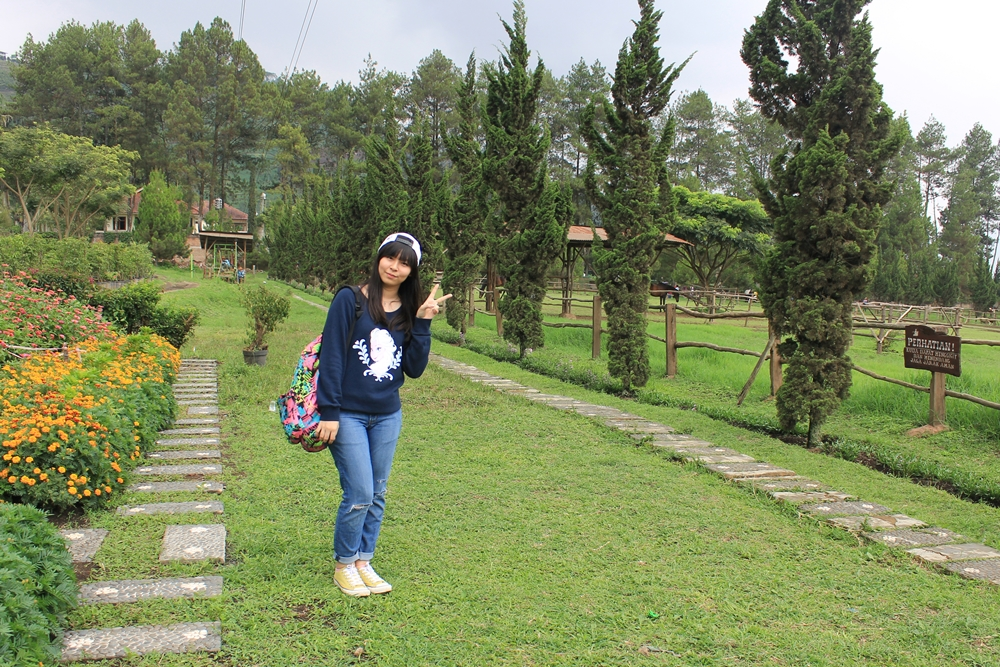 What I wore to Lembang | japobsganbare.blogspot.com