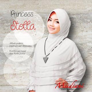 Jilbab Simpel Princess Stella