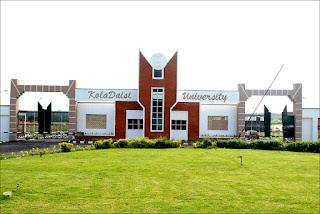 KolaDaisi University List of Approved Degree Courses | Undergraduates