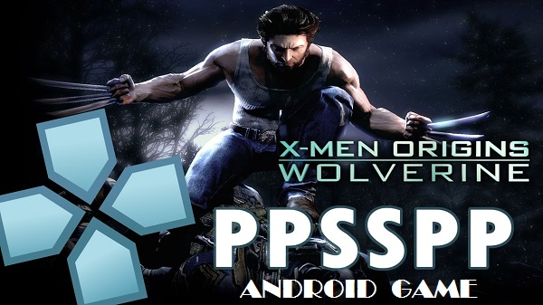Download X-Men Origins Wolverine iso PSP for Android Game