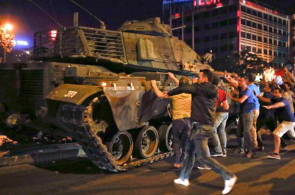 Rakyat Malaysia KONGSI Detik Cemas Ketika Berlaku Rampasan Kuasa Di Turki