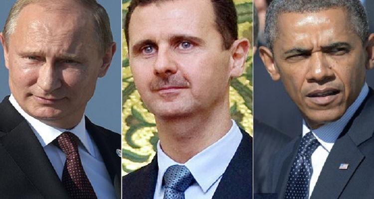 كلام لا يصدق من بوتين بعد تهديد أوباما بشن عدوان أمريكي مباشر على سوريا