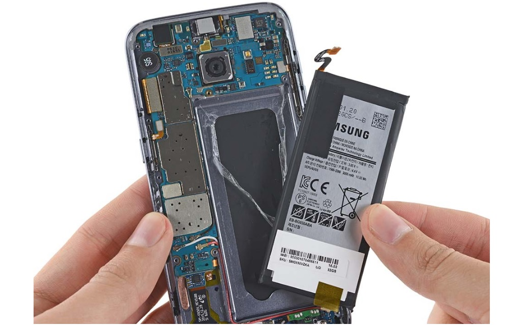 "Samsung Galaxy S8 ""Anti-Dog"" Labeled Batteries, What it Means for You"