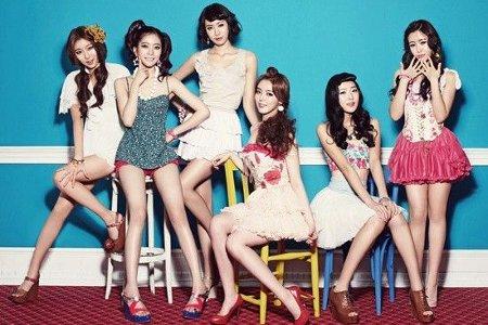 Profil Girl Band Korea Dal Shabet - K-POP MUSIC