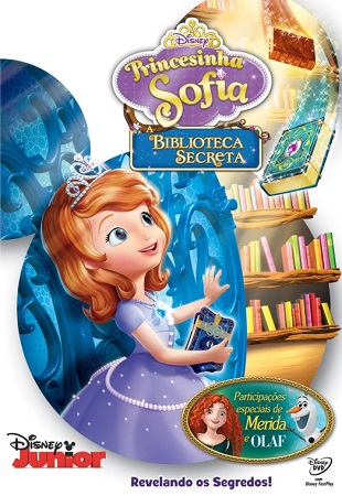 Download Princesinha Sofia : A Biblioteca Secreta Dublado Grátis